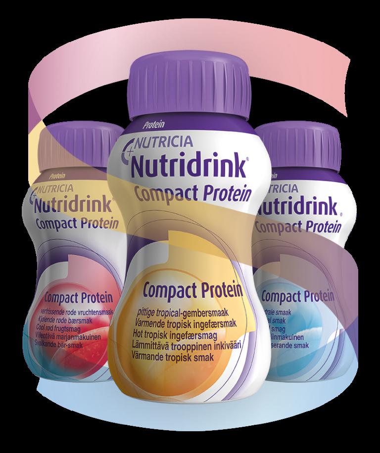 Nutricia skreddersydde løsninger til pasienter med kreft