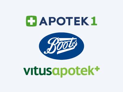 Nutricia apotek logo