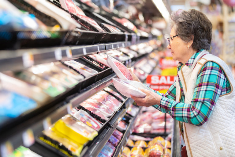 Nutricia godt kosthold god helse i matbutikken