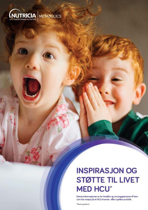 HCU Nutricia brosjyre