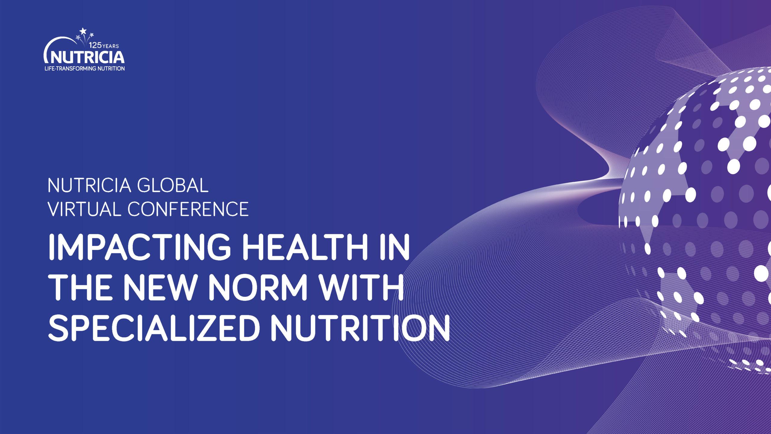 Nutricia Global Virtual Conference 21. mai 2021
